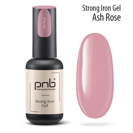 Strong Iron Gel Ash rose, 8 ml