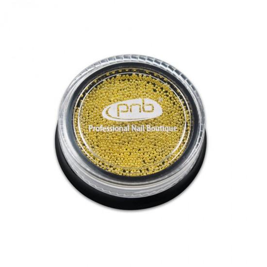 Бульонки, Яскраве золото, 0,8 мм