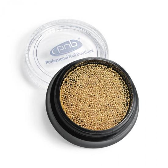 Бульонки, Холодное золото, 0,6 мм