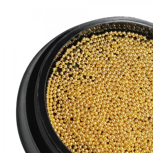 Бульонки, Золото 0,8 мм