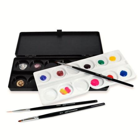 Пенал-палитра ПНБ / Palette Case PNB Black & White