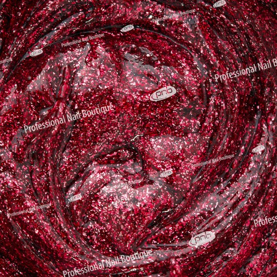 Shimmer Gel Paste / Гель паста с шиммером PNB 05 красная
