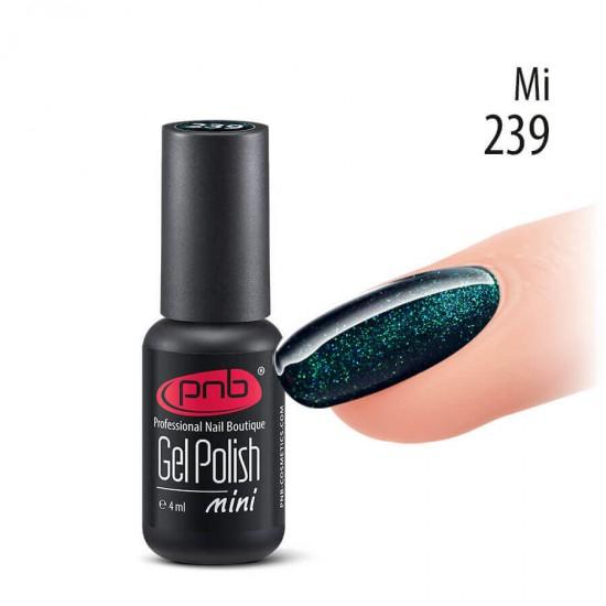 Гель лак PNB mini 239, 4 мл