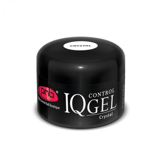 IQ Control Gel Crystal / Прозрачный гель PNB 15 ml