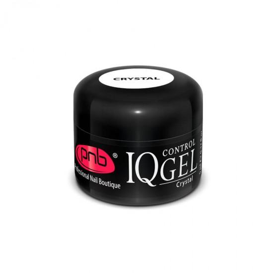IQ Control Gel Crystal / Прозрачный гель PNB нового поколения 5 ml