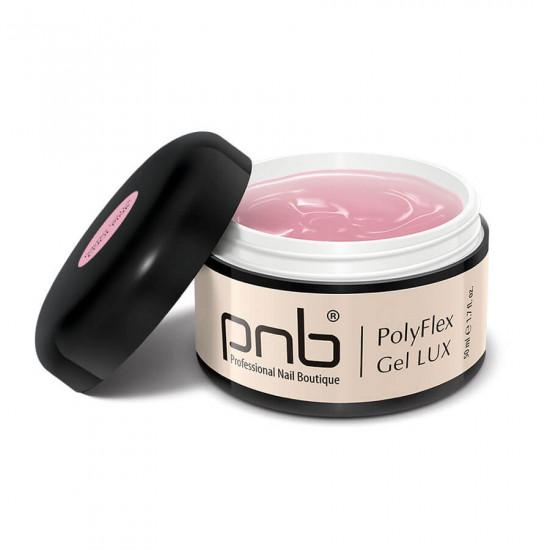 Поліфлекс гель холодний рожевий / UV/LED PolyFlex Gel LUX, Cool Pink 50 ml