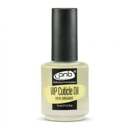 VIP Cuticle Oil, 15 ml / Масло по уходу за ногтями и кутикулой