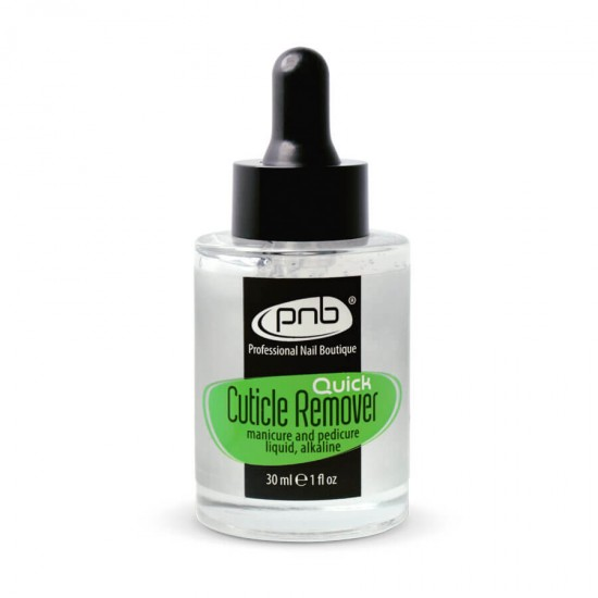 Quick Cuticle Remover, 30 ml / Средство для удаления кутикулы быстродействующее, щелочное
