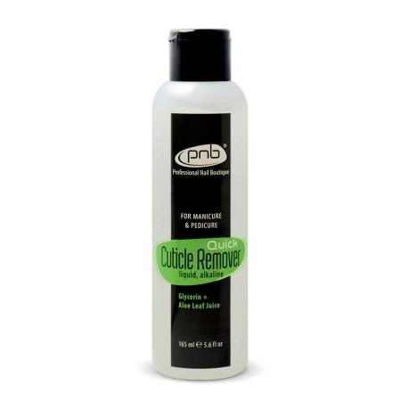 Quick Cuticle Remover, 165 ml / Средство для удаления кутикулы быстродействующее, щелочное