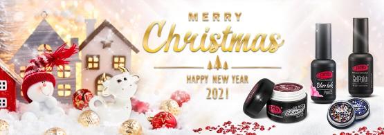 PNB поздравляет с Новым 2021 годом и Рождеством!