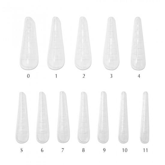 Багаторазові верхні арочні форми (тіпси) PNB