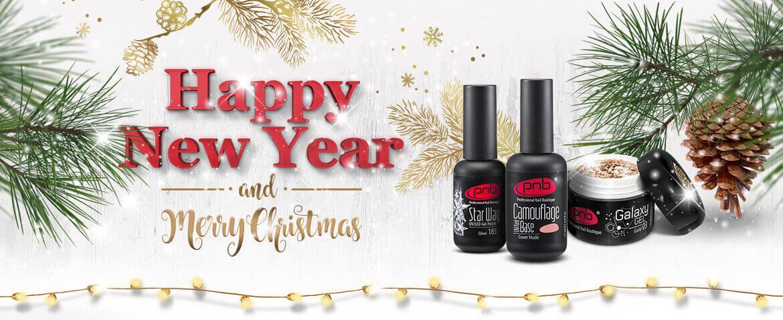 Счастливого Нового года и Рождества!!!